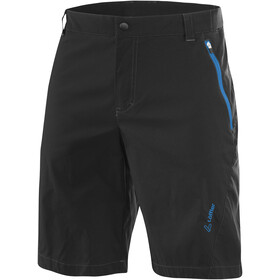 Löffler Comfort CSL Bike Shorts Men black/brilliant blue